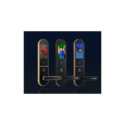 防盗门指纹锁应该如何选择_昆山防盗门指纹锁设置方法