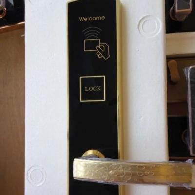 酒店门锁宾馆锁IC卡智能锁计时取电开关