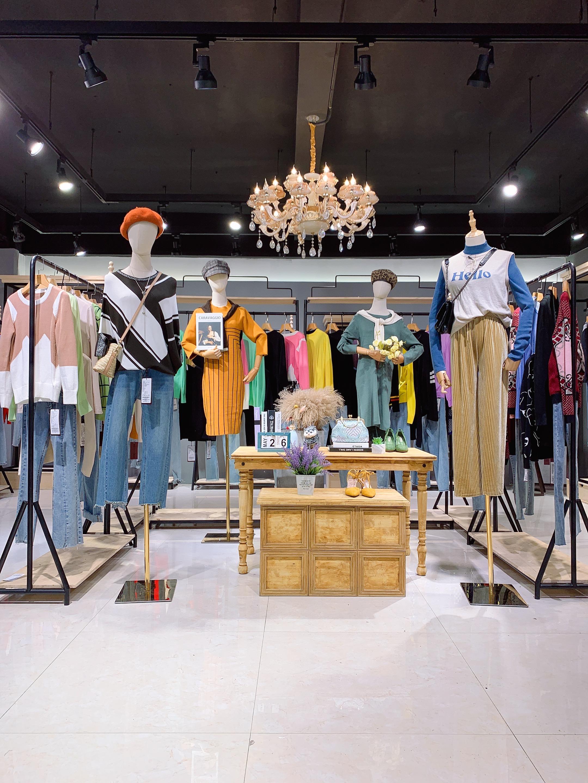 【miss宝姿】国际时尚女装品牌羊毛衫系列折扣尾货