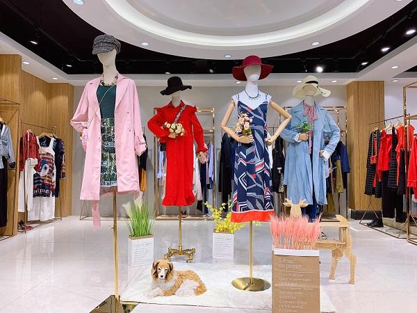 上海20夏成熟女装de Gencens都市女性品牌折扣批发