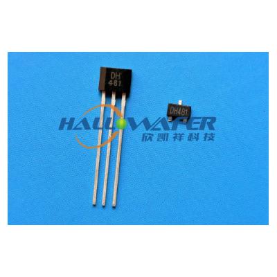 全新原装霍尔IC、霍尔元件DH481